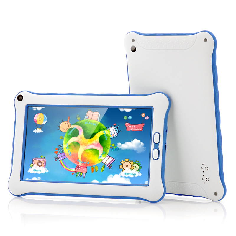 Wholesale Fun-Tab - 7 Inch Android 4.2 Tablet for Children (Parental Password Control, Child Friendly UI, Blue)