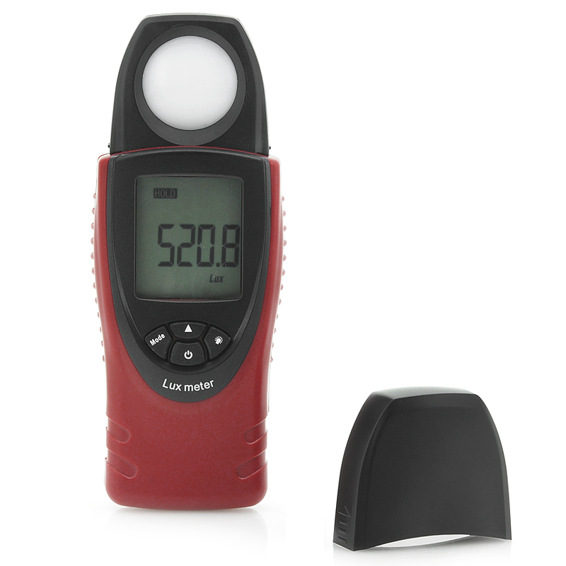Wholesale Portable Digital LUX Meter (0.1 LUX Accuracy, 0.1 to 30000 LUX Range)