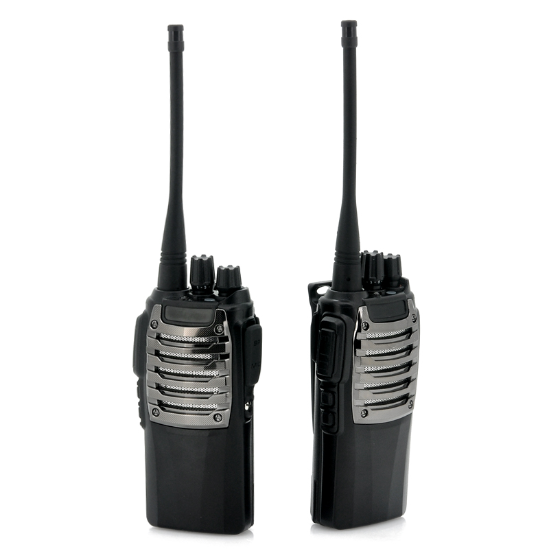 Wholesale Long Range Walkie Talkie Set with Calling Function (3 - 5 KM Range, UHF, 220V)