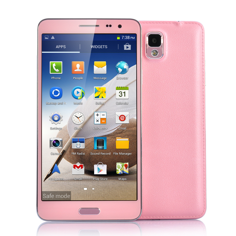 Wholesale Scribble - 5.7 Inch Android 4.2 Smartphone (Quad Core 1.2GHz CPU