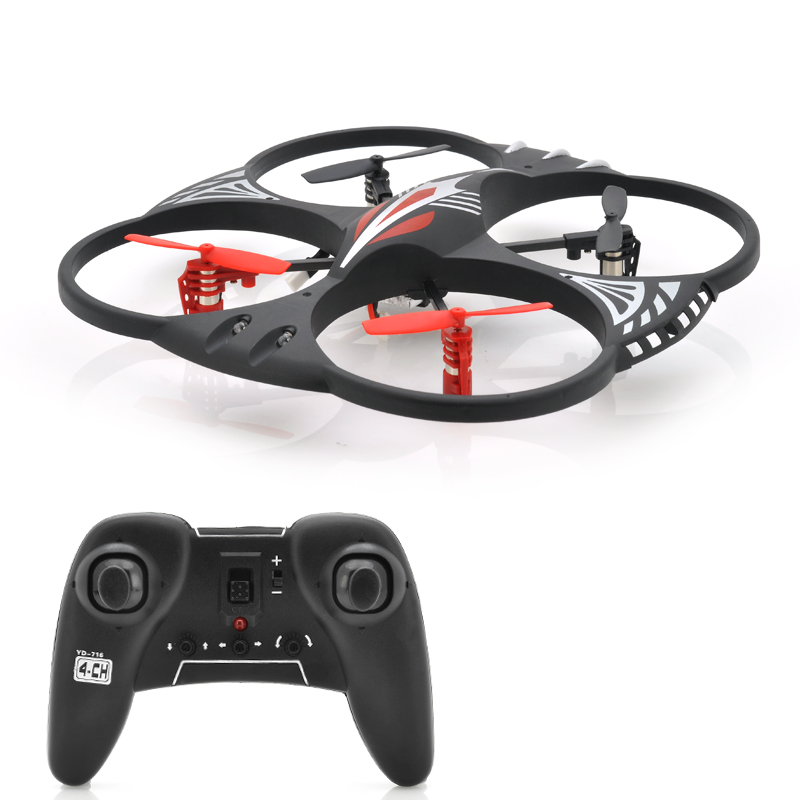 Wholesale Condor - 4 Channels RC Quad Copter (50 Meter Range, 2.4GHz)