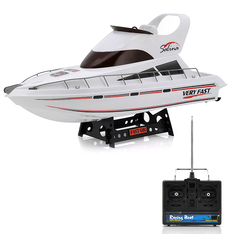 Wholesale Salina - Rechargeable RC Yacht with Dual 380 Motor (Large Torsio