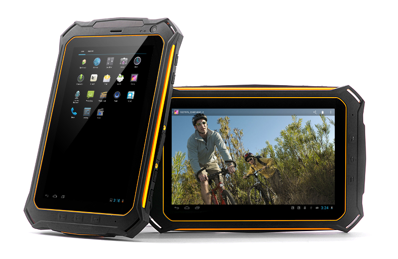 Strike Rugged 7 Inch Quad Core Android Tablet 3g 1