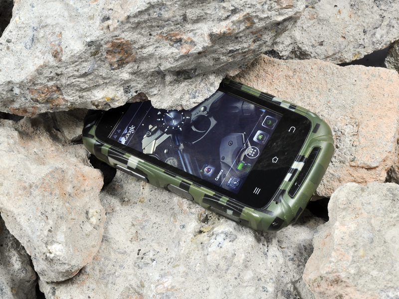 Lieutenant 3 5 Inch Ruggedized Android Phone 1ghz Dual