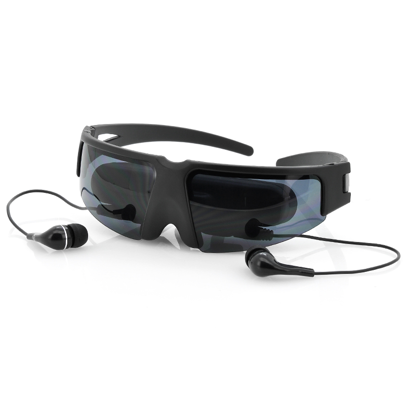 Wholesale SFX - 52 Inch Virtual Screen AV Video Glasses (1000mAh, Sunglass