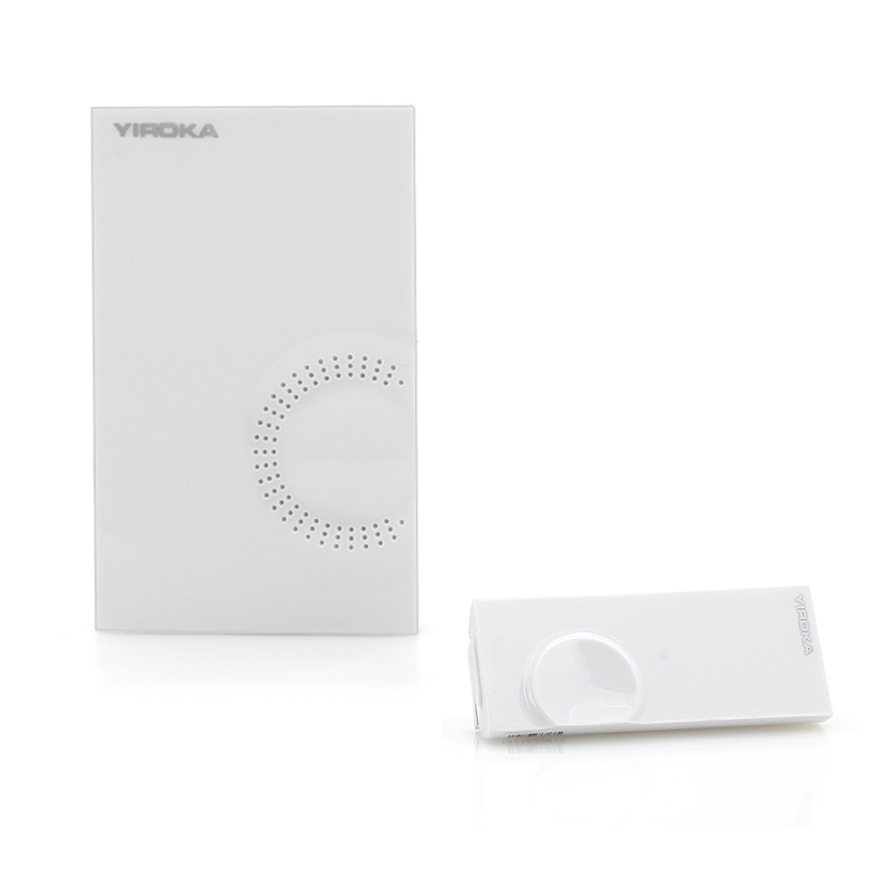 Wholesale Yiroka - Wireless Doorbell Set (48 Polyphonic Tunes, 150m Range,