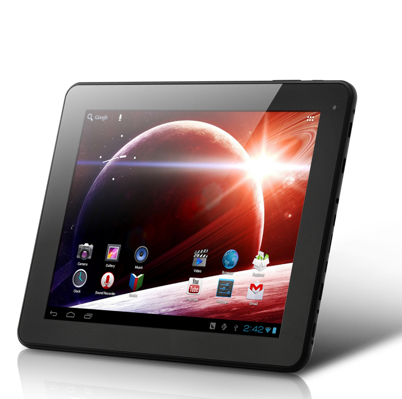 Diablo - Android 4.0 Tablet PC: 9.7 Inch HD, Dual Core 1.6GHz, 1G DDR3, Bluetooth, 16GB, 8000mAh [TUZ-9410]- US$204.40 - PlusBuyer.com