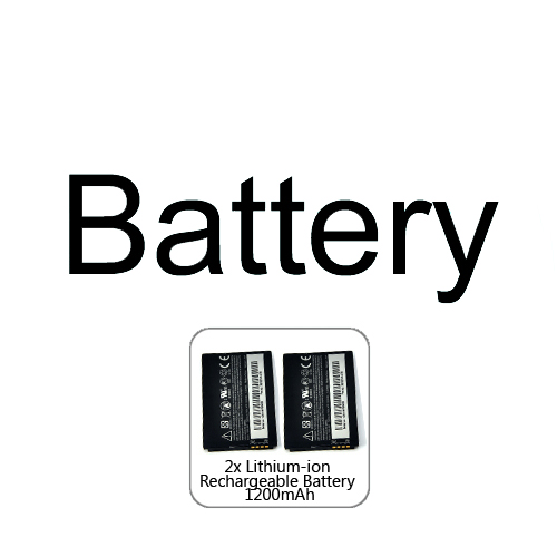 Battery for TNR-M140 Windroid - Windows Android Smartphone