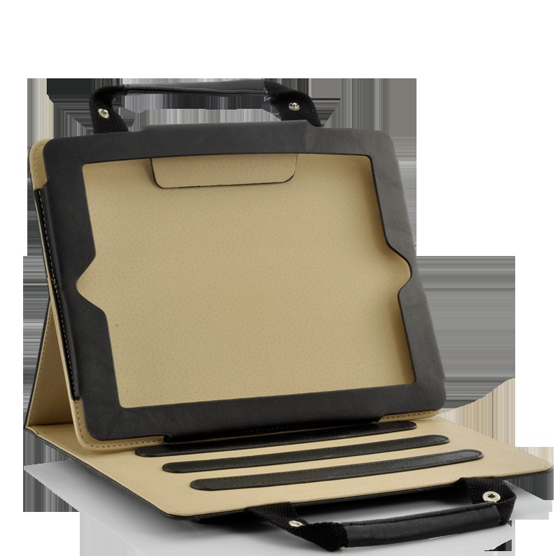 Briefcase for iPad 2 and New iPad - Black