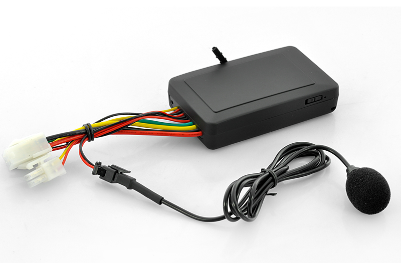 Mini Real-Time Car GPS Tracker with Microphone (SOS Alerts, G-Sensor)