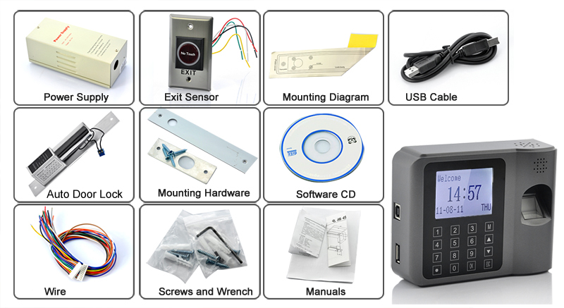 images/electronics-wholesale/Complete-Biometric-Time-Attendance-and-Access-Control-System-Auto-Door-Lock-Exit-Motion-Sensor-Central-Power-for-Easy-Wiring-plusbuyer_8.jpg