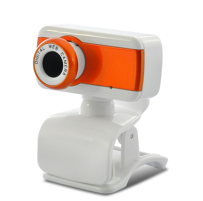 Wholesale Plug-And-Play 2MP Digital Webcam with Adjustable Focus and Clip