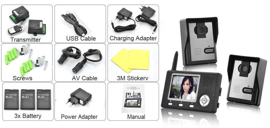 images/electronics-wholesale/Dual-Camera-Wireless-Video-Door-Phone-Entry-Guardian-Unlocking-System-plusbuyer_6.jpg