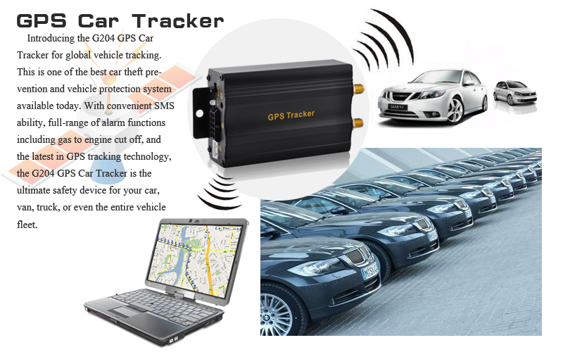 Gps Tracking Device For Cars >> Quad Band Gps Tracker For Fleet Management And Vehicle Protection
