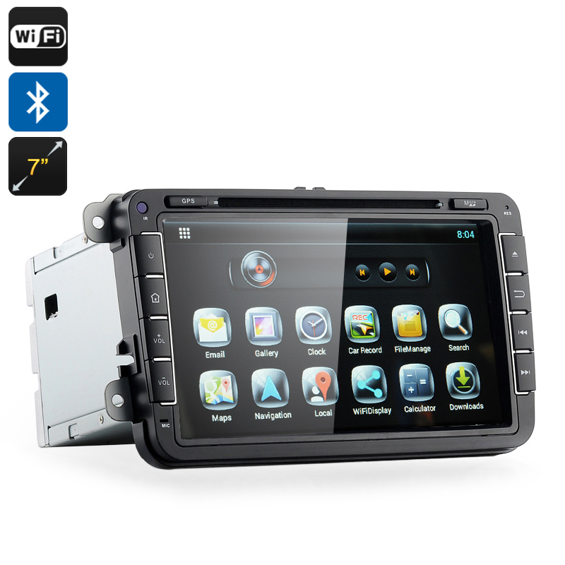 Wholesale Road Elite III - 3G GPS Android Car DVD Player for Volkswagen (2