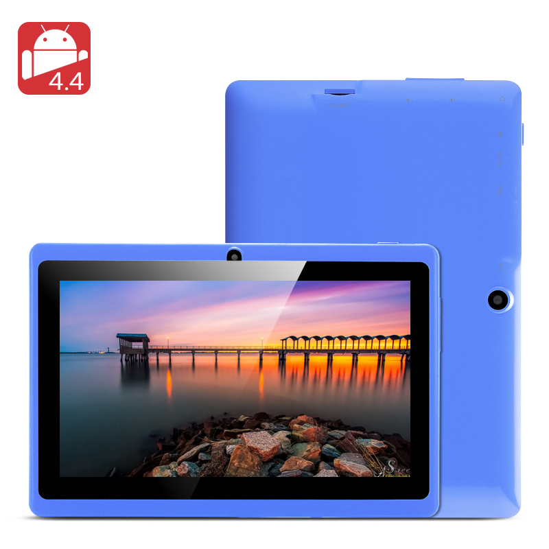 Wholesale Horus 4GB - 7 Inch Android 4.4 Tablet (1.5GHz Dual Core CPU, Dual Camera, 4GB, Blue)