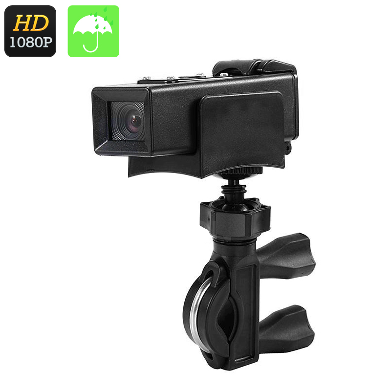 Wholesale Atongm DV20 Action 1080p HD Camcorder (30 Meter Waterproof, 120 Degree Wide Angle Lens, 2000mAh)