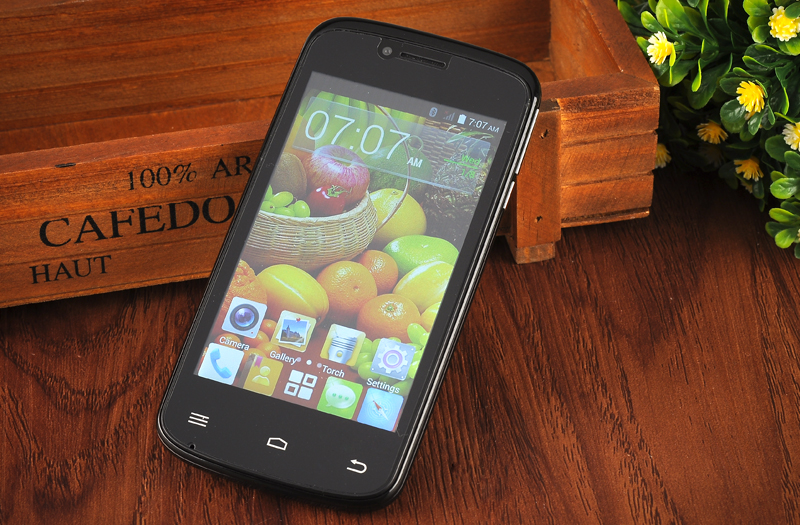 Cubot GT95 4 Inch Android 4 4 Smartphone (800x480, Dual Core