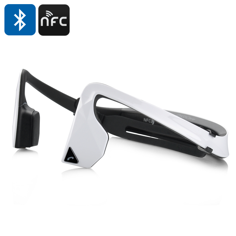 Wholesale DIGICare DO Bone Conduction Bluetooth Headphones (NFC Headset, 260mAh, Call Answering)