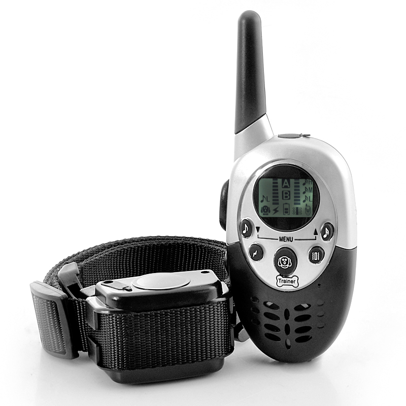 Wholesale K9 II - Dog Training Collar with Weatherproof Receiver (Vibration + Shock, Remote Control, 1000 Meter Range)