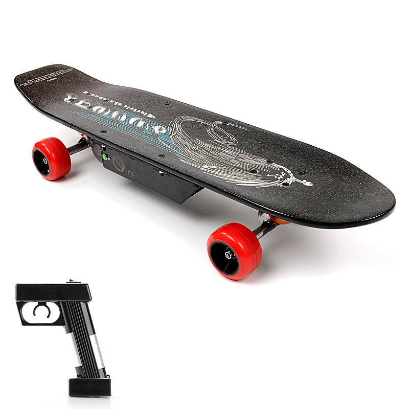 Wholesale E-Street Board - Electric Skateboard (Wireless Control, 150W, 24