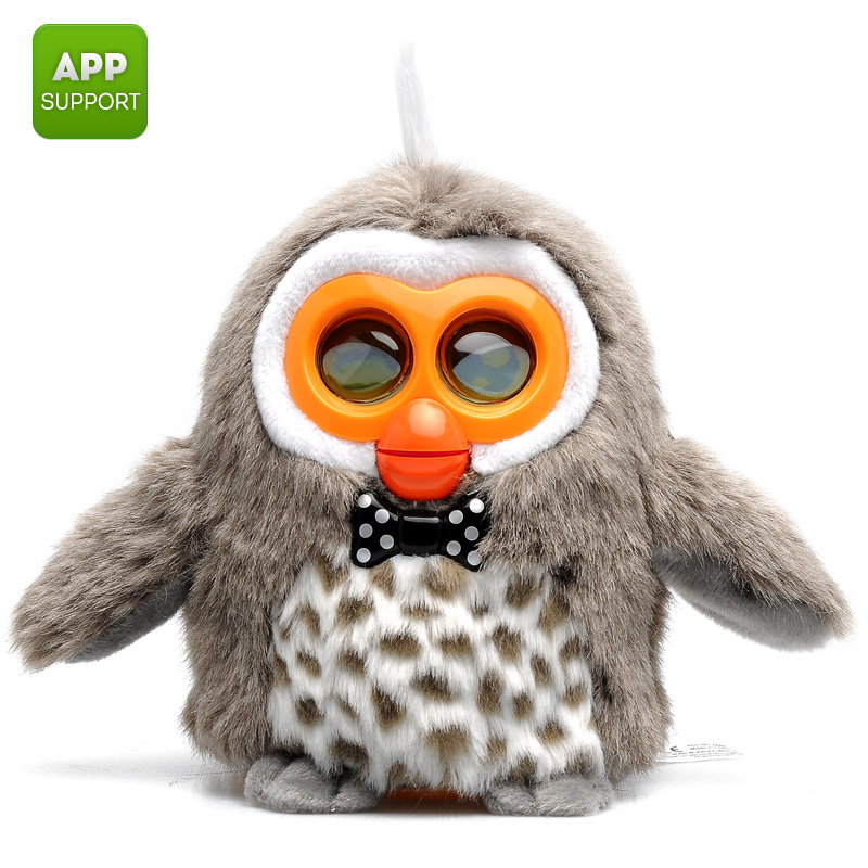 Wholesale Hibou Owl Interactive Electronic Smart Toy for Android/iOS - Edu