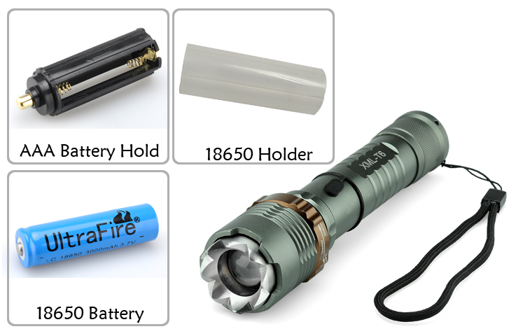 images/hot-sale-electronics/LED-Rechargeable-Flashlight-Torch-With-Hammer-Feature-CREE-XML-T6-1200-Lumens-5-Modes-High-Quality-6061T-Aluminum-Alloy-plusbuyer_8.jpg