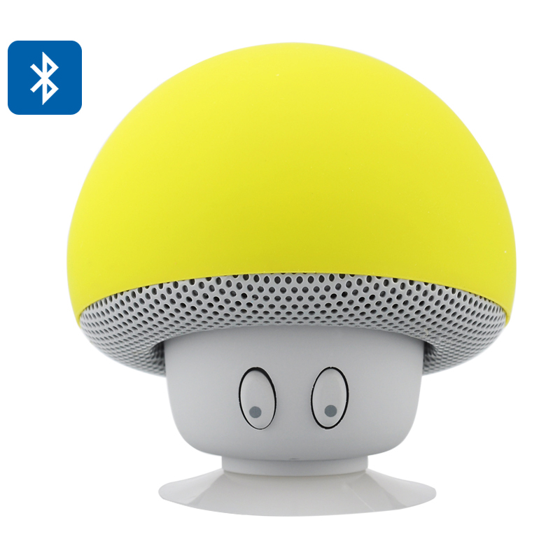 images/hot-sale-electronics/Mushroom-Bluetooth-Speaker-Splash-Proof-Suction-Cup-3W-Output-10-Meter-Range-280mAh-Rechargable-Battery-Yellow-plusbuyer.jpg