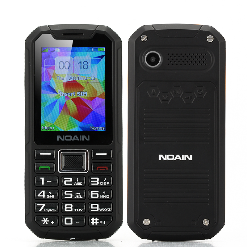 Wholesale NOAIN 007 Rugged Cell Phone (IP67 Waterproof, Dust Proof, Shockp