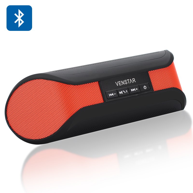 Wholesale Venstar Taco Portable Wireless Speaker + MIC (Bluetooth 3.0, Han