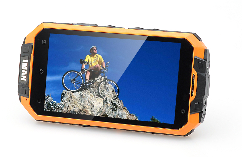 Iman I3 N 4 3 Inch Smart Touch Rugged Smartphone Ip68