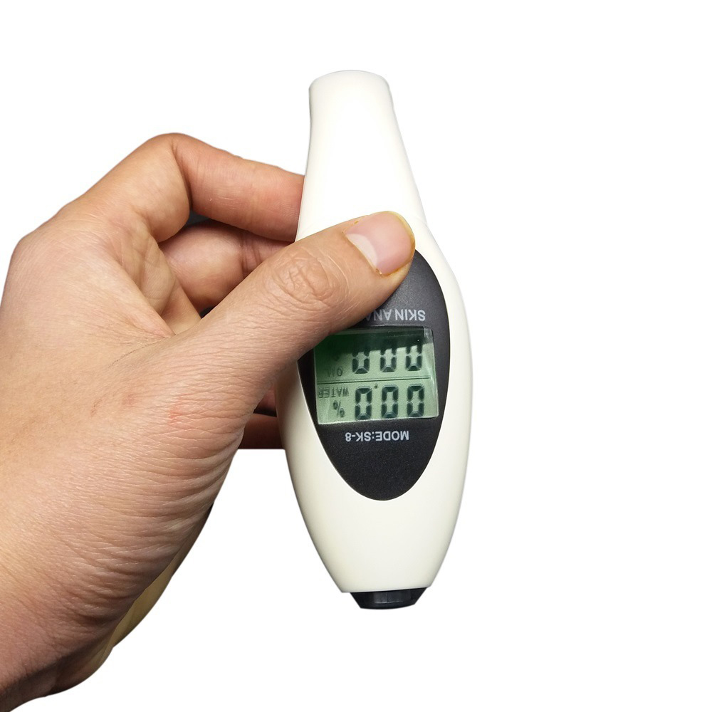 Wholesale Skin Care Moisture Analyzer Tester Archeer Digital Skin Sensor Tester Pen Facial Moisture - China