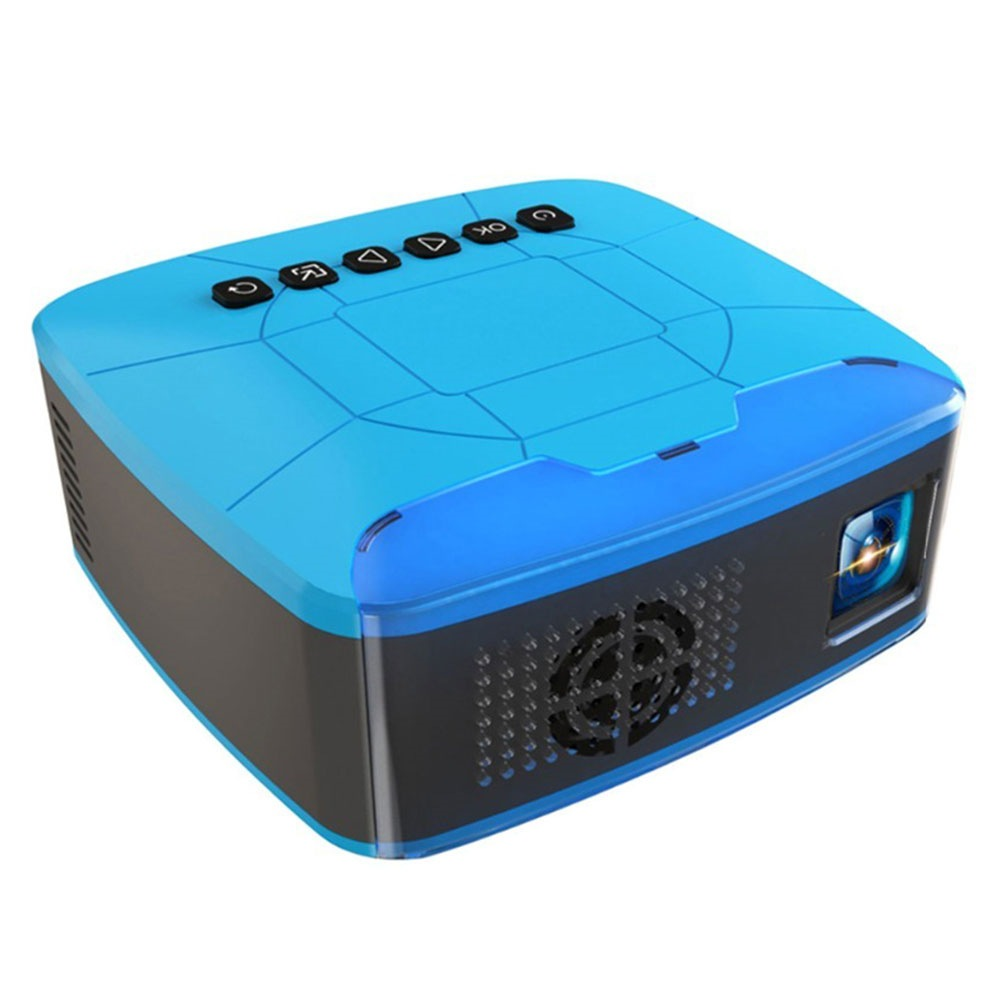 Mini Projector USB HDMI AV Video Projector Home Theater Movie Projector for Home Cinema