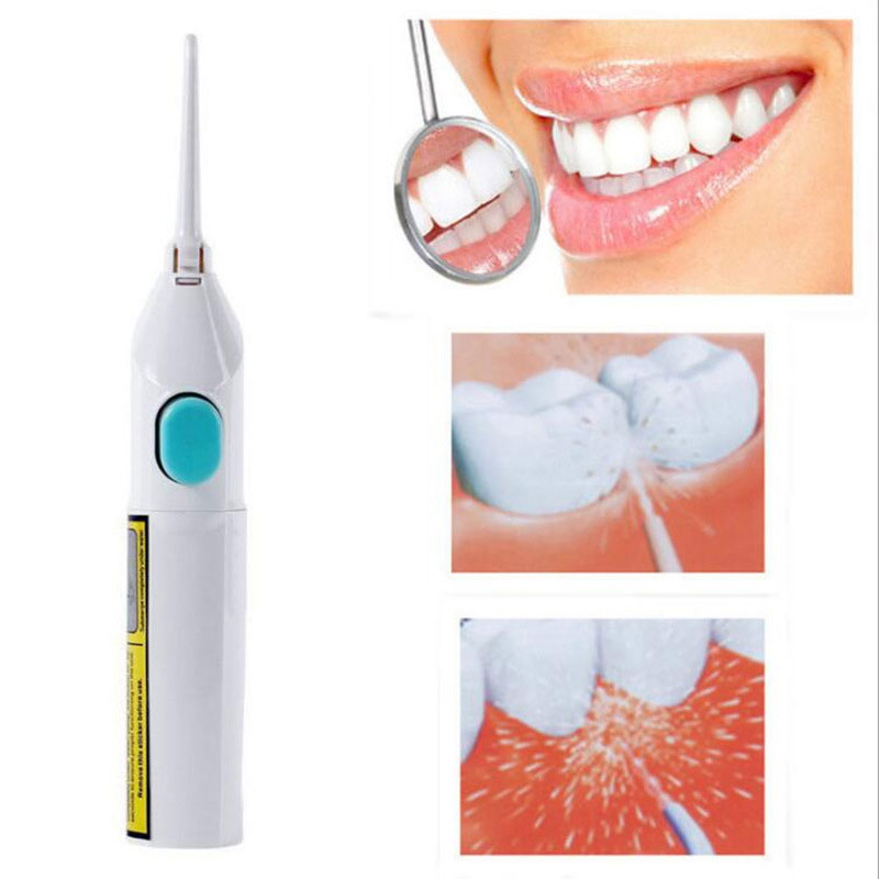Wholesale Portable Smart Manual Tooth Washer Mouth Cleaner Dental Cleaner Sleeve Cleaner for Adults / Kids - No Battery Required