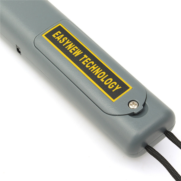 GC-101H Handheld Metal Detector (High Sensitivity, Rechargeable)