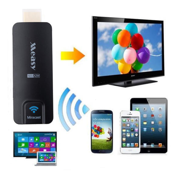 Wholesale A2W High Definition Multimedia Interface Miracast Dongle DLNA Ai