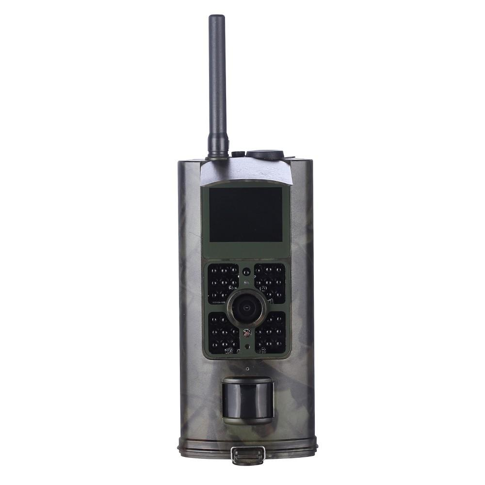 Wholesale HC700G 3G GPRS MMS SMTP SMS 16MP 1080P 120 Degrees PIR 940NM Infrared Wildlife Trail Trap Hunting Camera