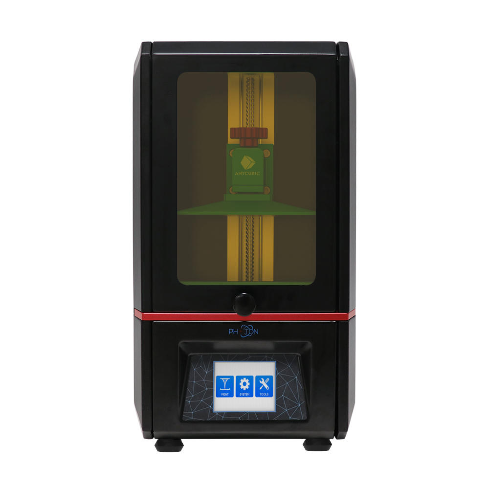 Wholesale Anycubic Photon UV Resin LCD 3D Printer 115x65x155mm Printing Size With 2.8-inch Touch Screen