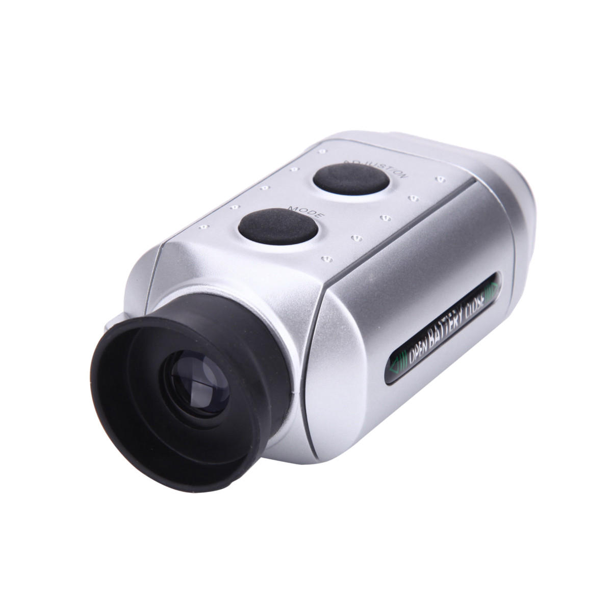 Wholesale 850M 7X Telescope Laser Golf Range Finder Single Cylinder Speed Distance Meter -