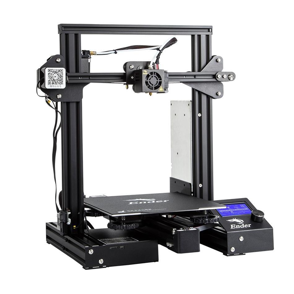 Creality Ender-3 Pro Prusa I3 DIY 3D Printer - 220mm x 220mm x 250mm