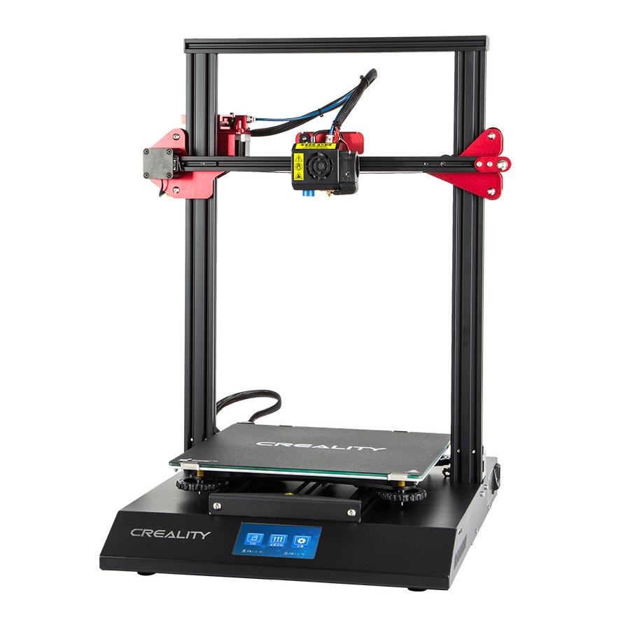 Wholesale Creality 3D CR-10S Pro DIY 3D Printer Kit - 300mm x 300mm x 400mm