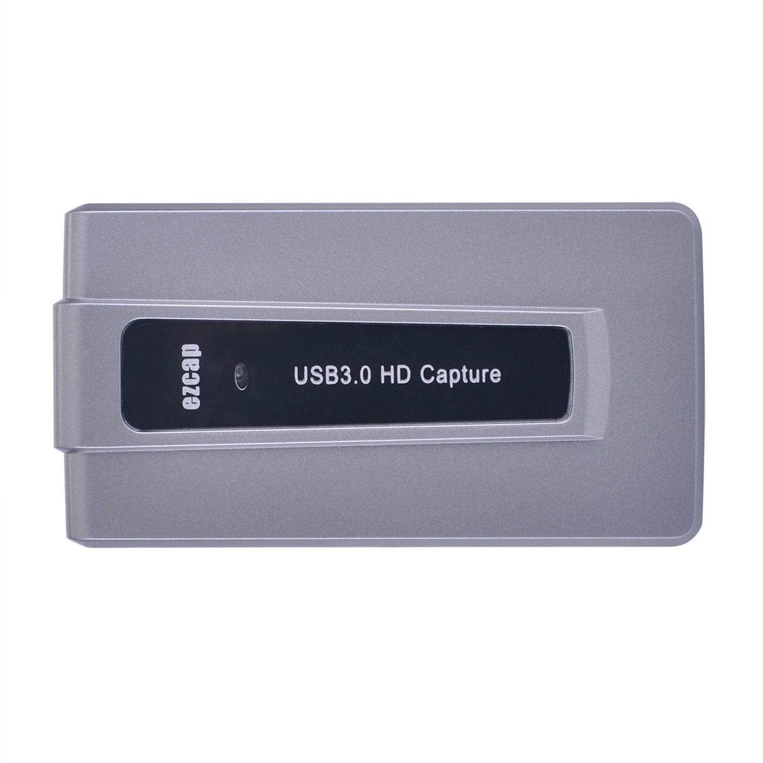 Wholesale EZCAP287 USB3.0 1080P HD Game Live Broadcast Video Capture Box for OBS PC Windows