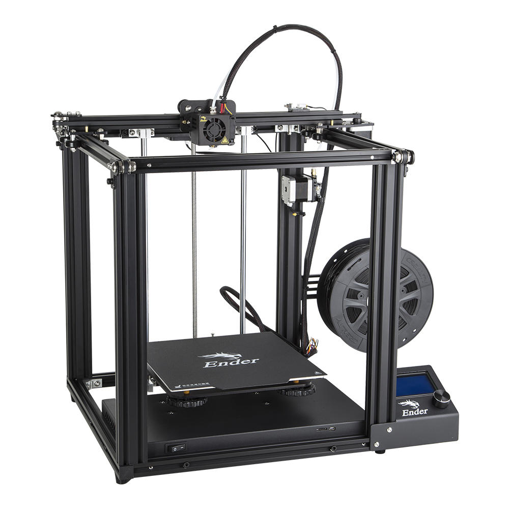 Wholesale Creality 3D Ender-5 DIY 3D Printer Kit - 220 x 220 x 300mm