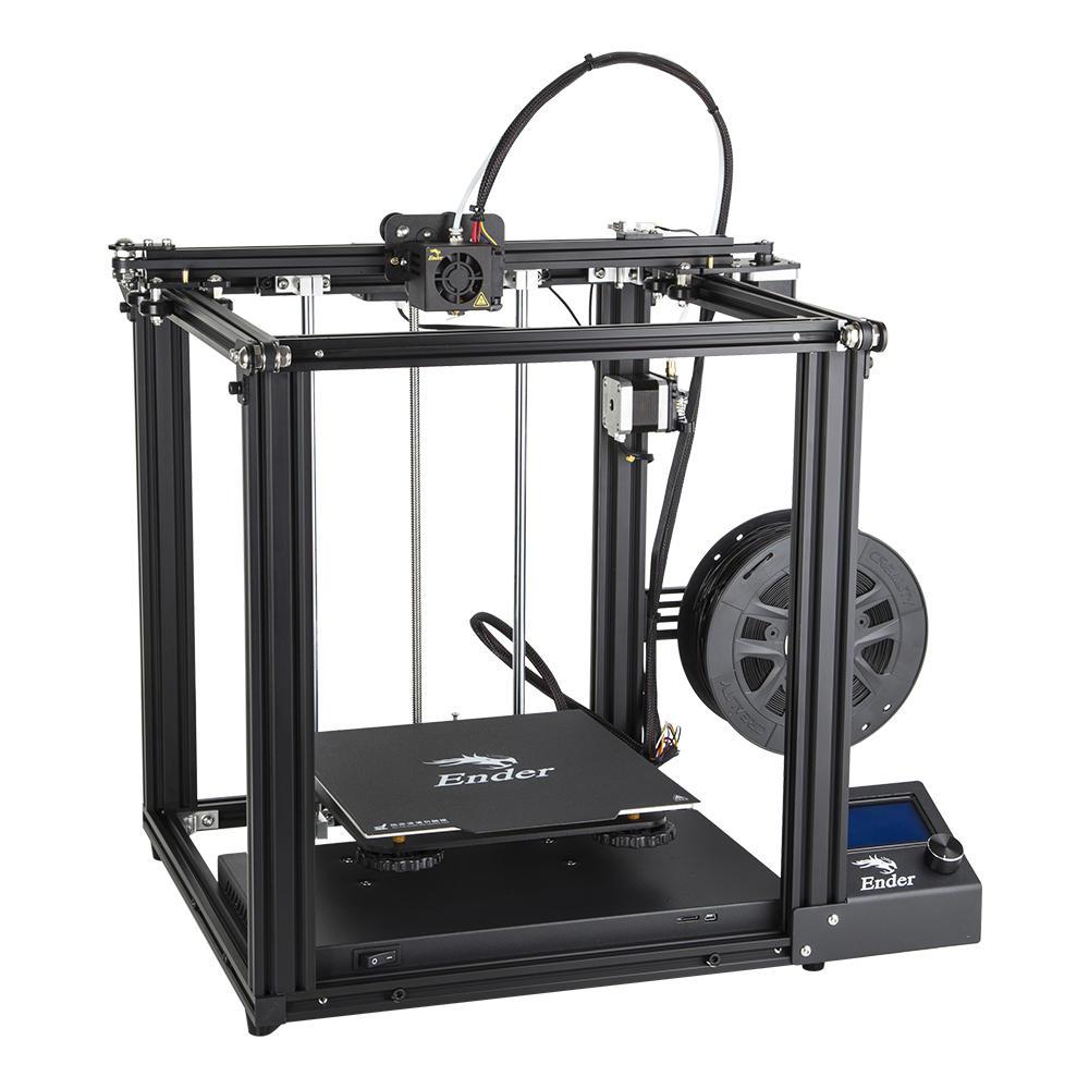 Creality 3D Ender-5 DIY 3D Printer Kit - 220 x 220 x 300mm