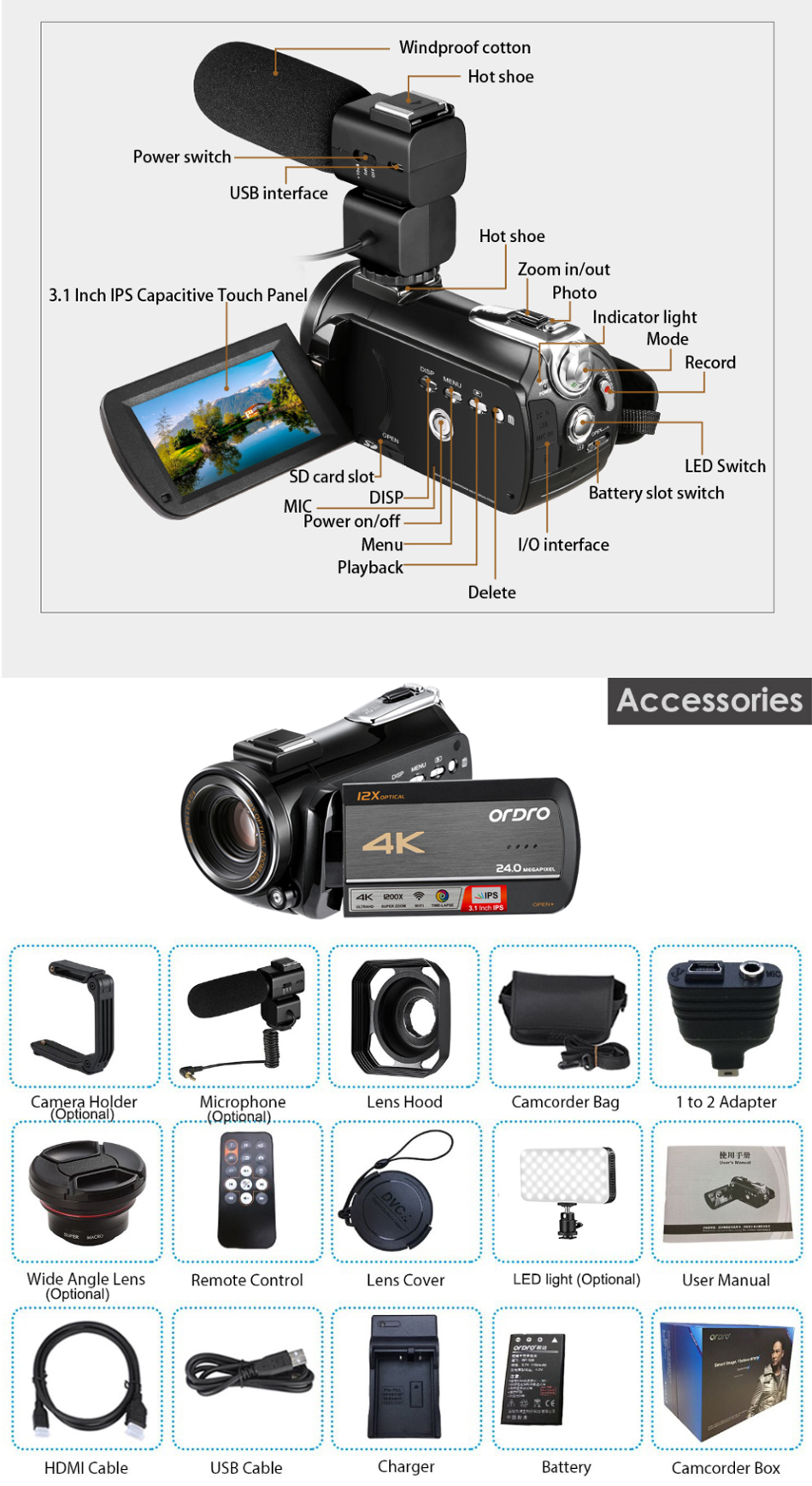 images/new-electronics/A1441708PB/ordro-hdr-ac5-4k-uhd-zoom-12x-fhd-24mp-wifi-ips-touch-screen-digtal-optical-dv-digital-video-camera-camcorder-plusbuyer_93.jpg