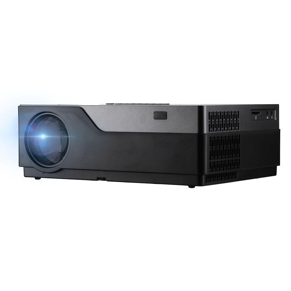 AUN M18UP Full HD Projector Android 8.0 OS 1G+8G 5500 Lumens 1920x1080 LED Projector Support 3D Home Theater Projector