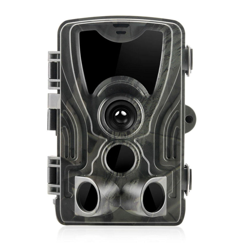 HC-801LTE 4G 16MP 1080P HD Wildlife Hunting Track Trail Camera with Waterproof, SMS/MMS/SMTP, Night Version