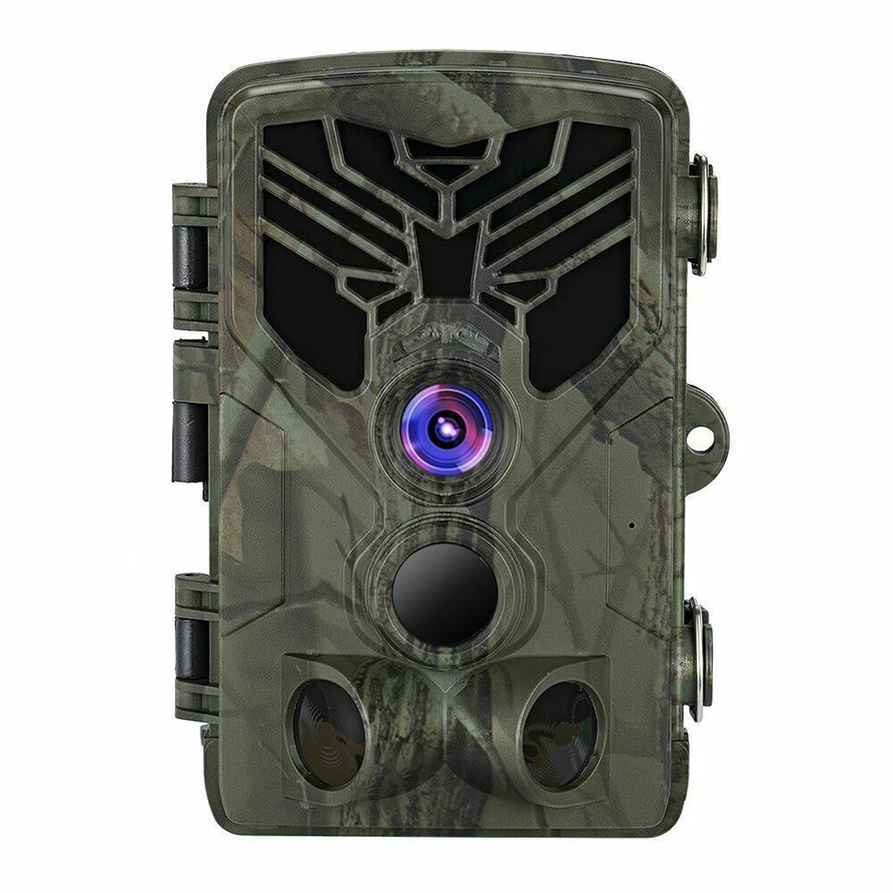 Wholesale HC-810A 16MP 1080P HD 44 LEDs Waterproof Hunting Trail Track Camera 0.3s Trigger Time