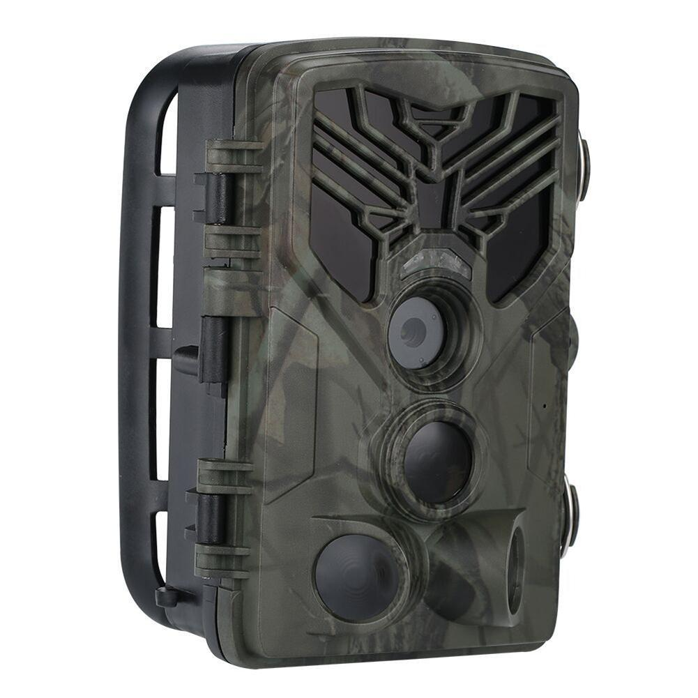 HC-810A 16MP 1080P HD 44 LEDs Waterproof Hunting Trail Track Camera 0.3s Trigger Time