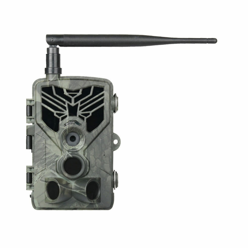 Wholesale HC-810LTE 20MP 4G 1080P HD Waterproof PIR Hunting Trail Track Camera with Night Version, SMS/MMS